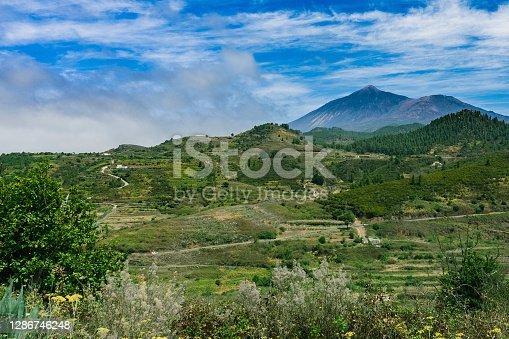 istock El Teide vulcano on Tenerife 1286746248