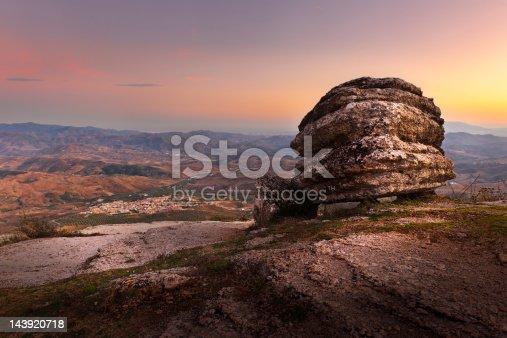 istock El Torcal, Malaga, Spain 143920718