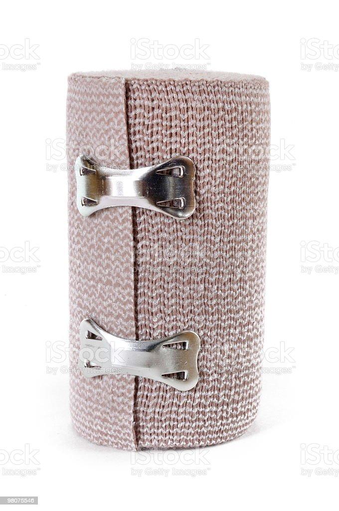 Elastic Wrap Bandage royalty-free stock photo
