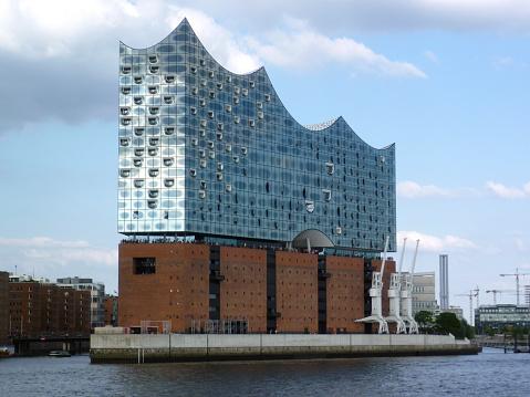 Elbe Philharmonic Concert Hall, Hamburg, Germany