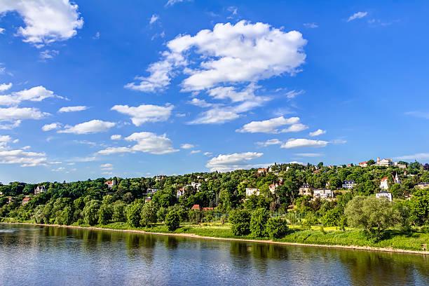 Elbe river tal – Foto