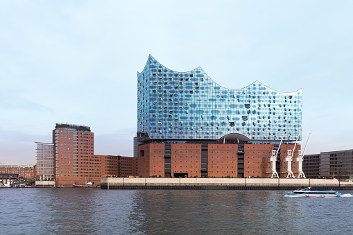 Elbfilarmonie, Hamburg, Germany