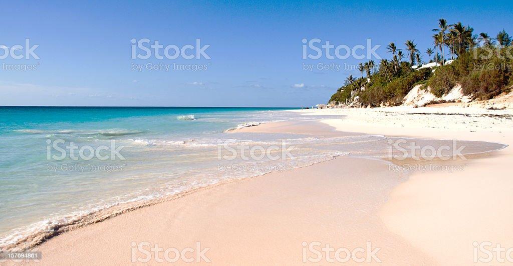 Łokieć plaża, Bermudy – zdjęcie