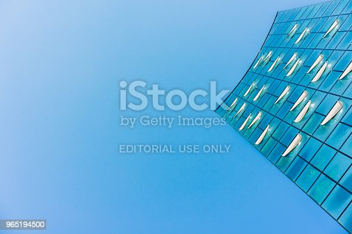 Elbphilharmonie In Hafencity District Hamburg Germany Stock Photo & More Pictures of Architecture