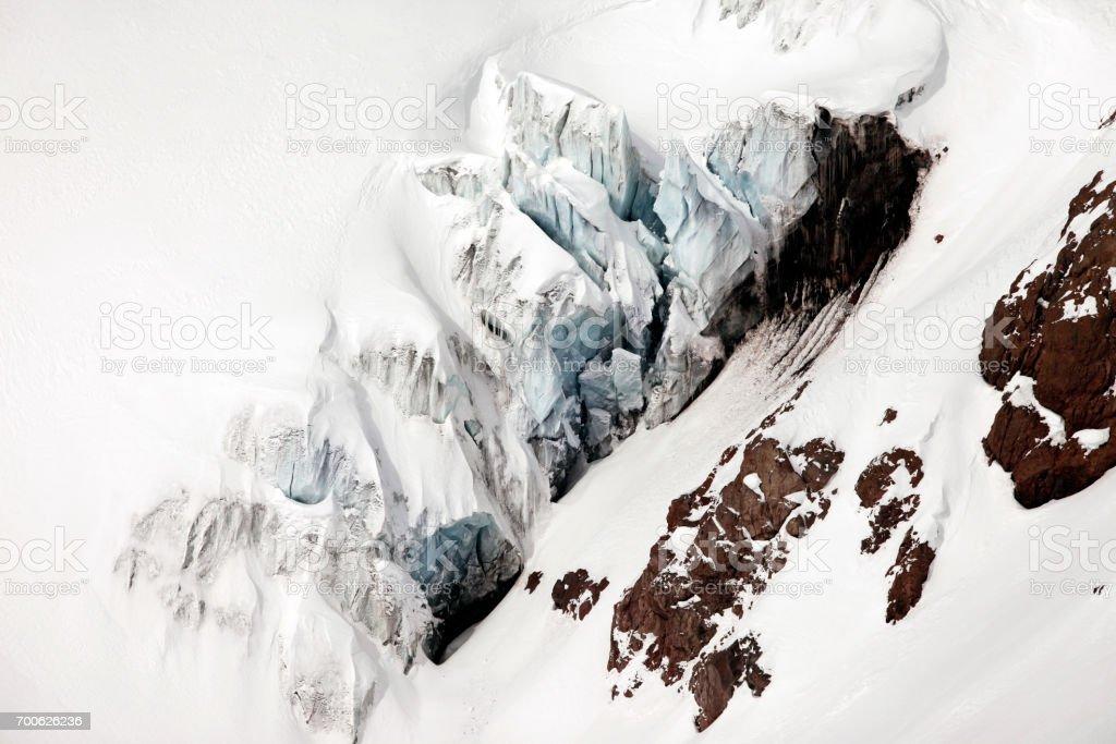 Elbrus Mount stock photo