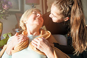 istock Elderly care old and young 914572474