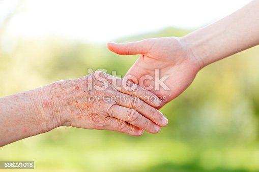 istock Elderly care 658221018