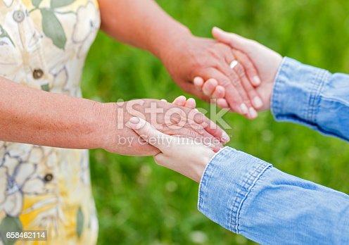 istock Elderly care 658462114