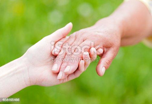 istock Elderly care 658465466