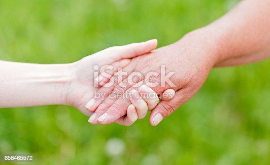 istock Elderly care 658465572