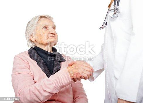 istock Elderly care 664062204