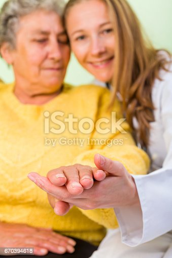 499062115istockphoto Elderly care 670394618