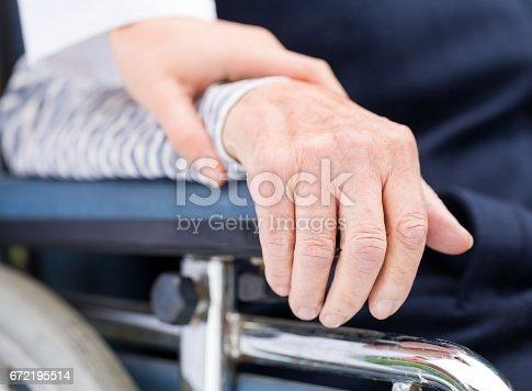 istock Elderly care 672195514