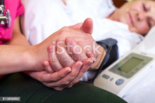 istock Elderly care 810856892
