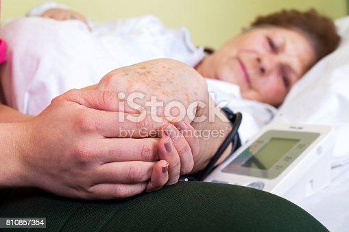 istock Elderly care 810857354
