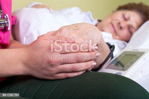 istock Elderly care 841293784