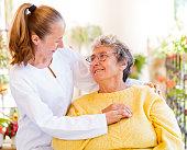 istock Elderly home care 659019290