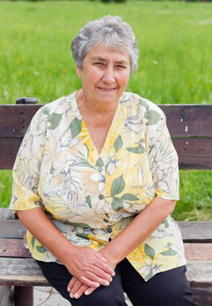 Old granny fat Granny