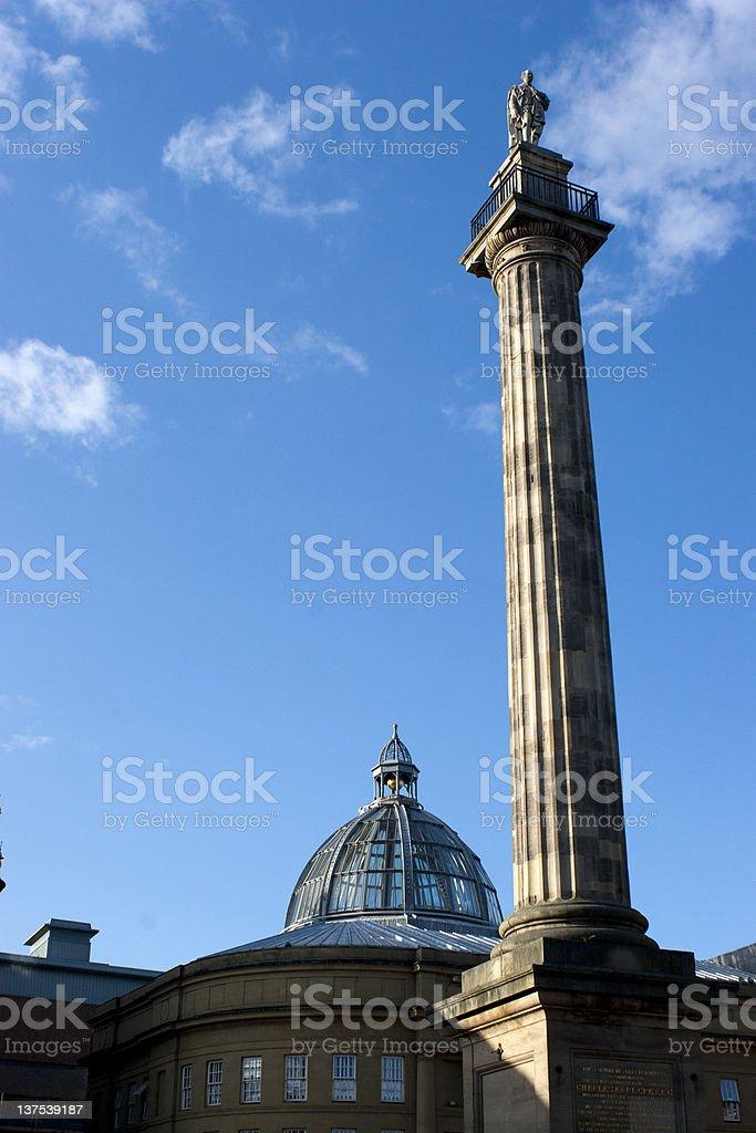 Eldon Square royalty-free stock photo