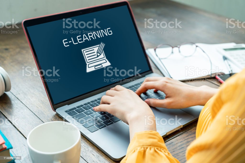 Elearning Concept Online Classes Stock Photo Download Image Now Istock