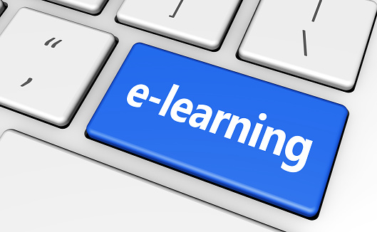 istock Elearning Key Education Concept 486772772