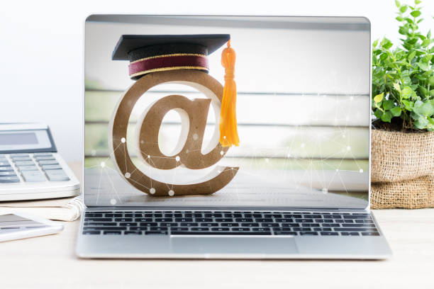 Elearning or online education at sign mail logo ideas for graduated picture id1153648724?b=1&k=6&m=1153648724&s=612x612&w=0&h=juccj81snqgp40dxp18wxx5c7qnmaest8cpt1pftp1a=
