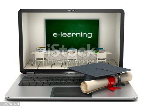 istock E-learning 180701601