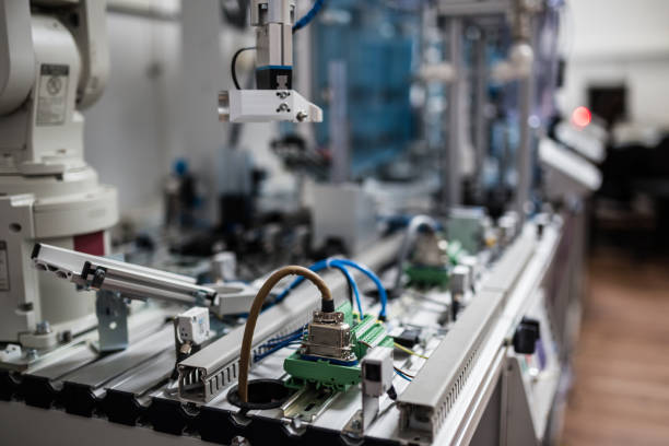 Elecrtical Laboratory Elecrtical Laboratory mechanical engineering stock pictures, royalty-free photos & images