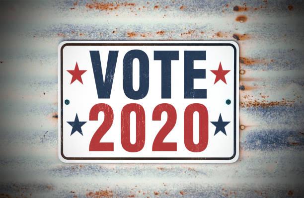 election 2020 - presidential debate стоковые фото и изображения