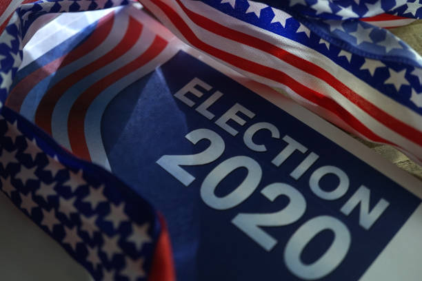 Election 2020 shot of election 2020 election stock pictures, royalty-free photos & images