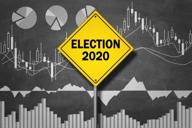election and economy - выборы президента стоковые фото и изображения