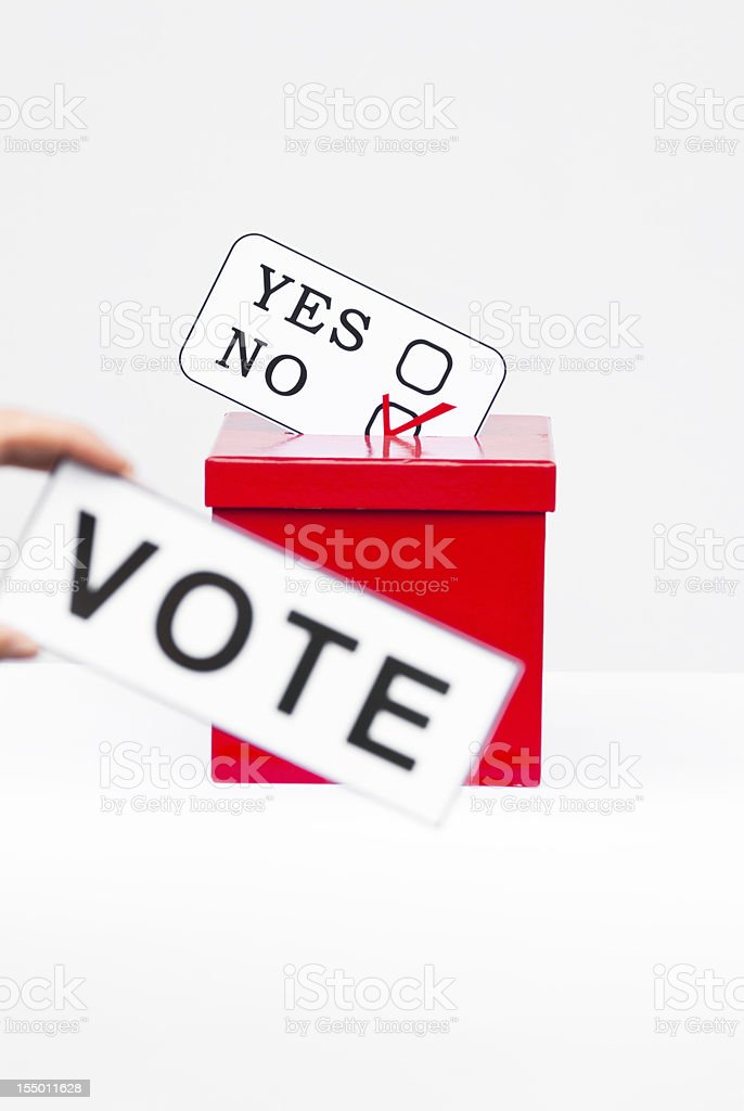 election campaign royalty-free stock photo