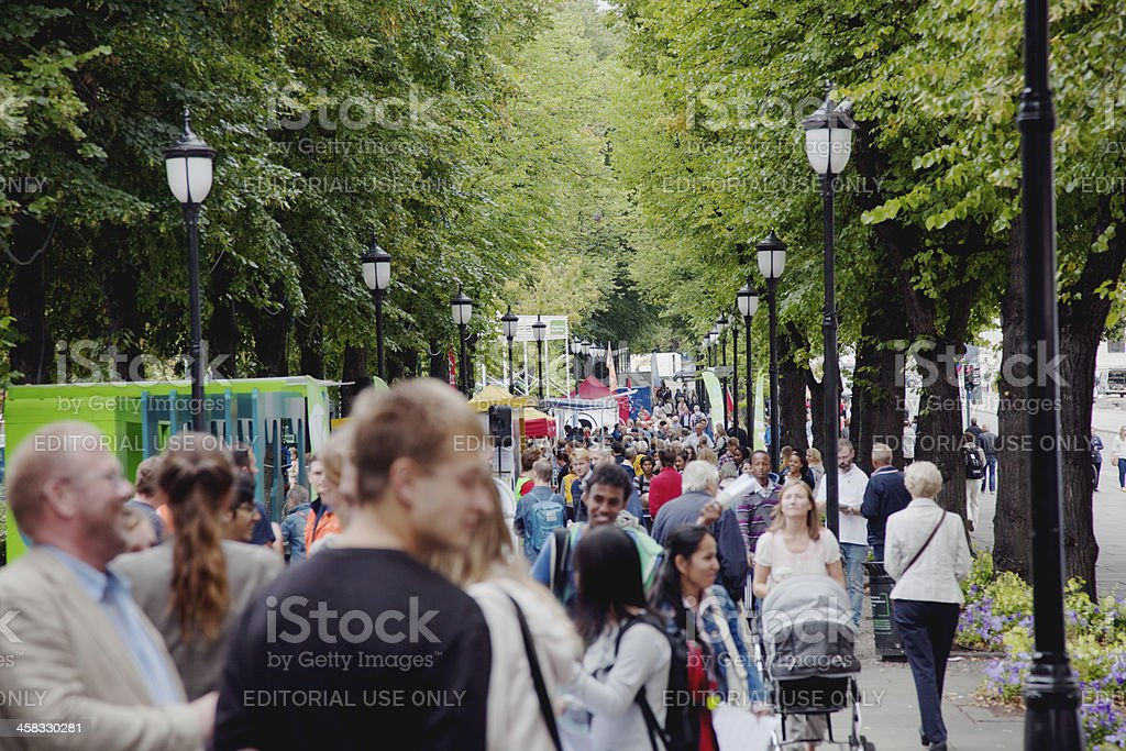 Election Campaign. royalty-free stock photo