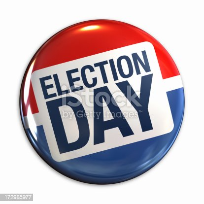 Election Day badge
