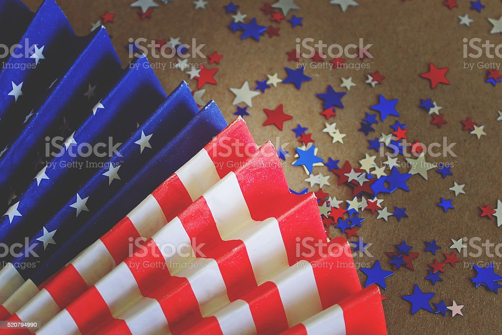 Election Day Party stock photo