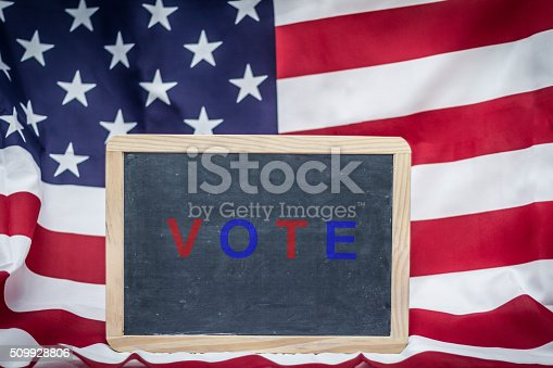 507831160 istock photo Election days in USA 509928806