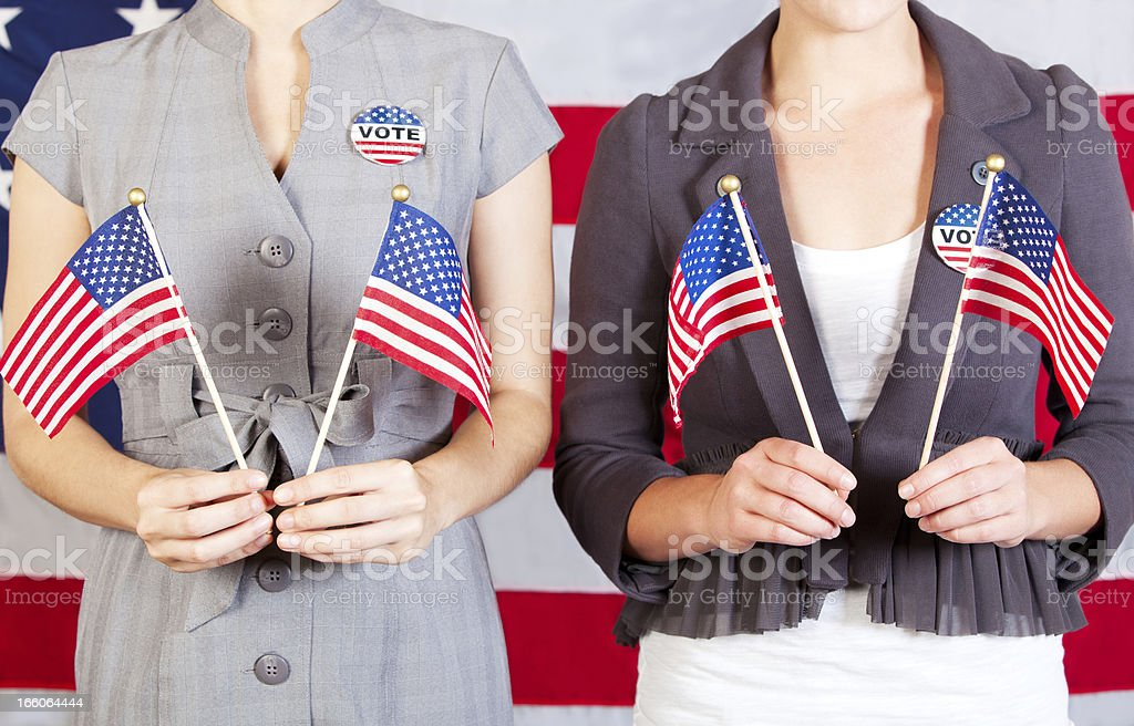 Election royalty-free stock photo