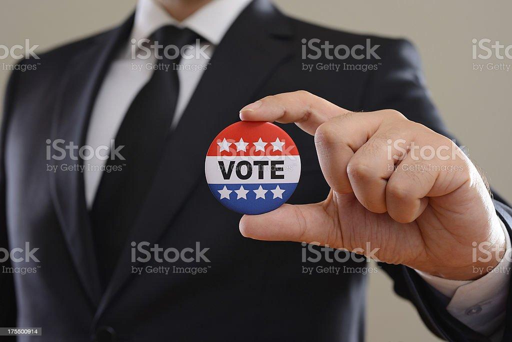 Election royalty-free stock photo