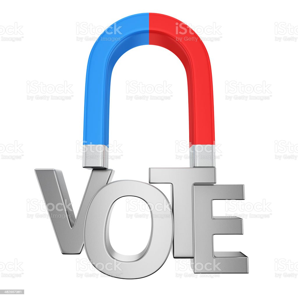 Election trap royalty-free stock photo