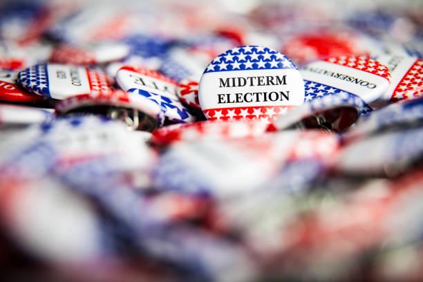 wahl abstimmung tasten halbzeitwahl - wahlen in usa stock-fotos und bilder