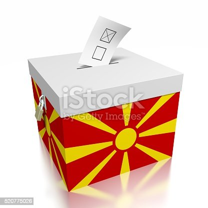 935056316istockphoto Election/ voting in Macedonia 520775026