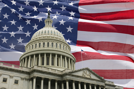 US elections 2020 Capitol Hill Washington