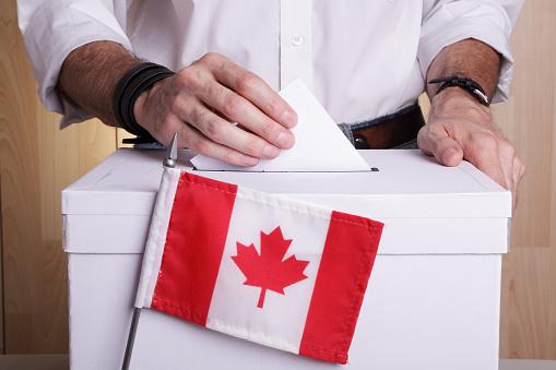 Wahlen In Kanada Stockfoto und mehr Bilder von 2015