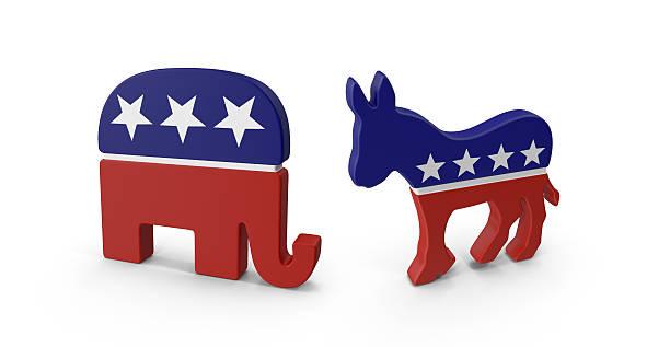 выборы - республиканская партия сша стоковые фото и изображения