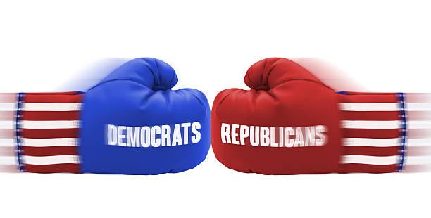 сша выборы - республиканская партия сша стоковые фото и изображения
