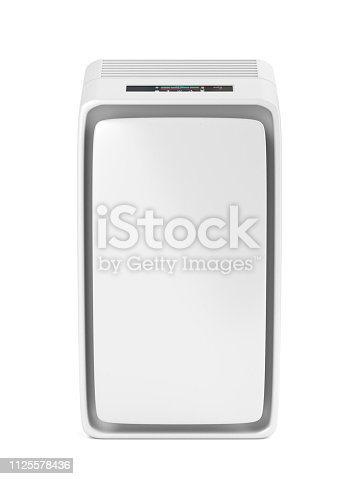 177118473 istock photo Electric air cleaner 1125578436