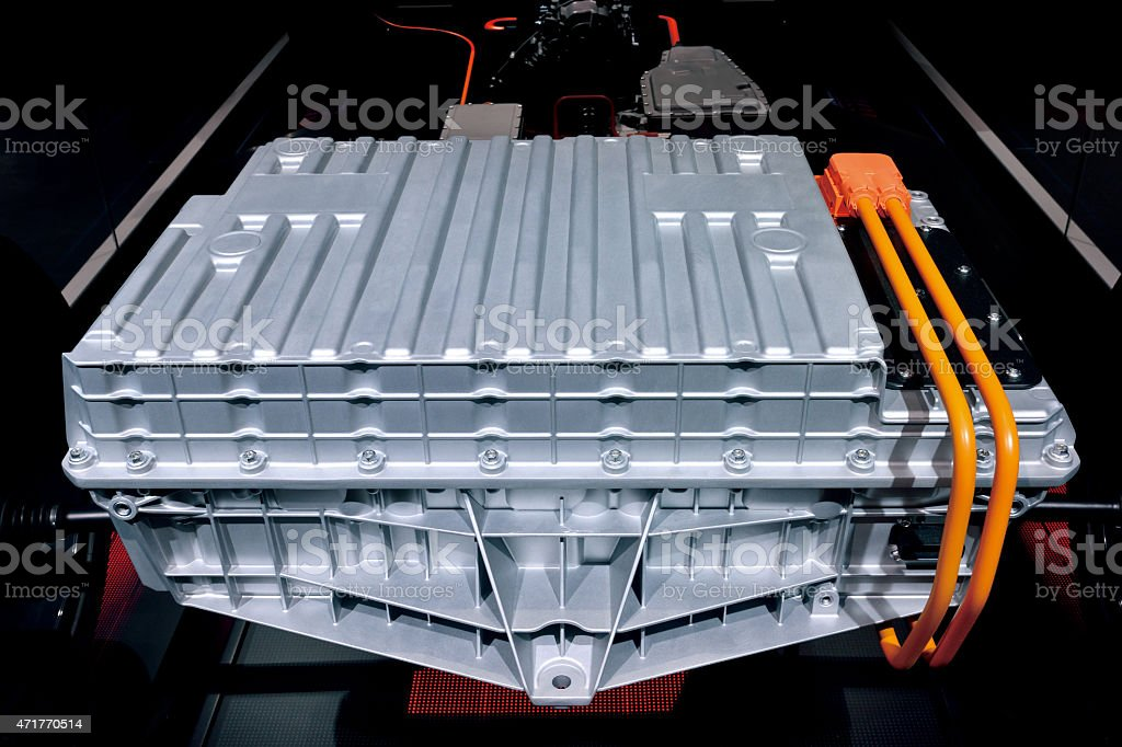 Electric Car Battery Box foto