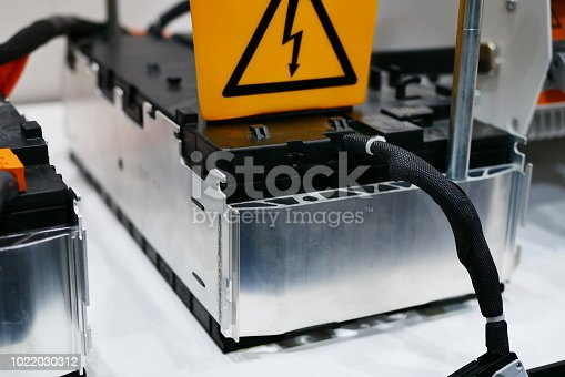 istock Electric Car Battery 1022030312