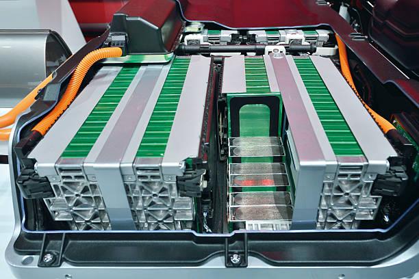 Electric Car Battery – Foto