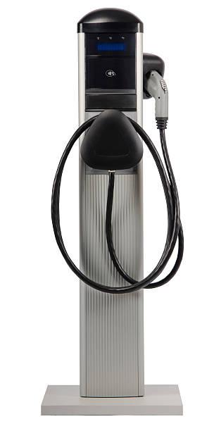 Bornes de recharge pour les voitures électriques - Photo